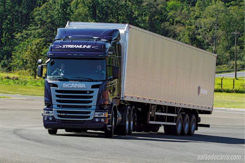 Scania Driver Competitions 2016