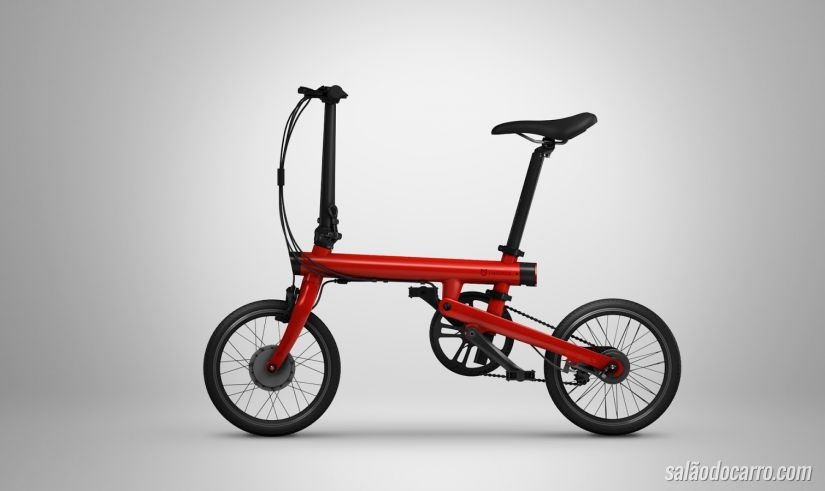 Xiaomi lança bicicleta elétrica e motorizada