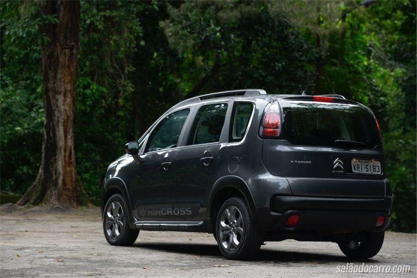 Citroën Aircross Live 1.5