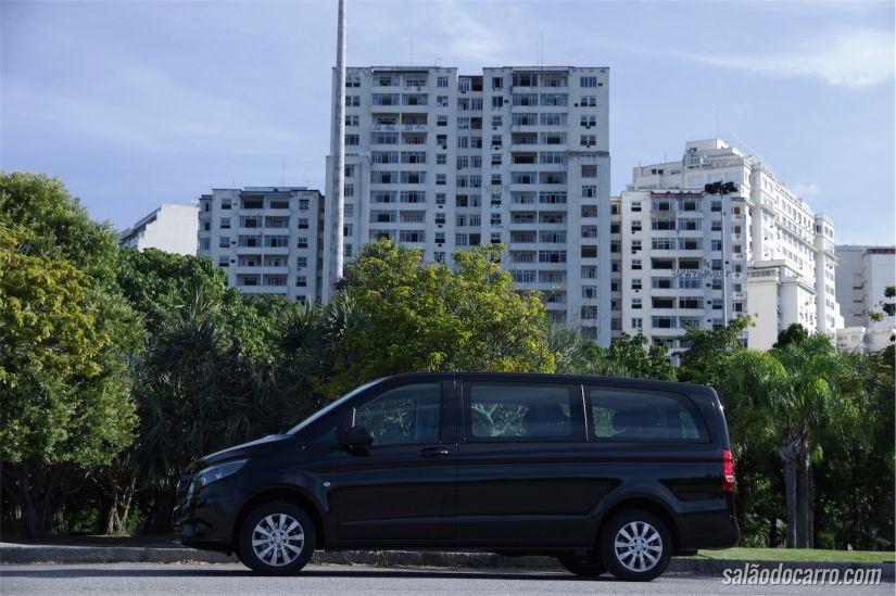 Mercedes-Benz Vito Tourer Luxo