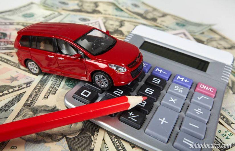 Financiamentos de veículos sofrem queda em 2016