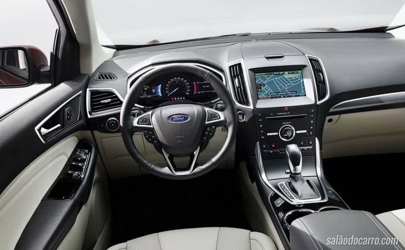 Novo Ford Edge chega com preço de R$ 229.900