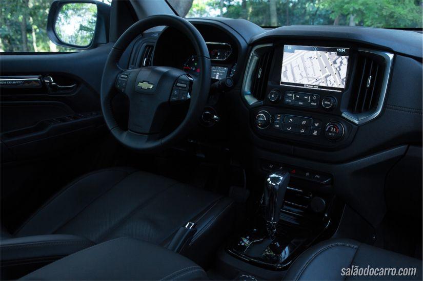 Nova Chevrolet S10 High Country