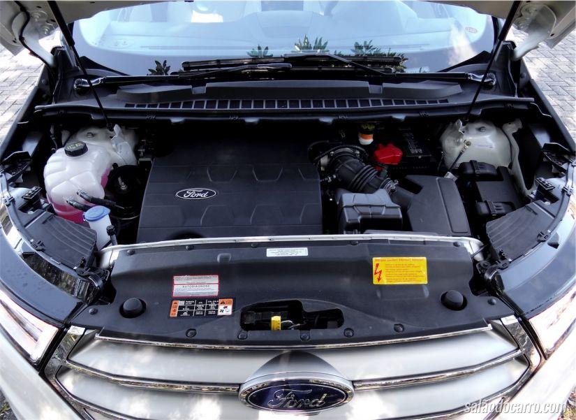 Novo Ford Edge