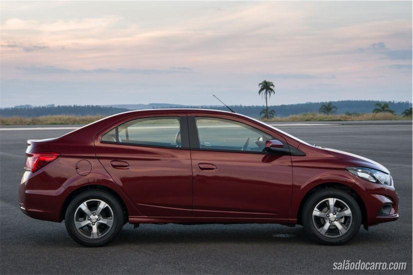 Chevrolet Prisma 2017