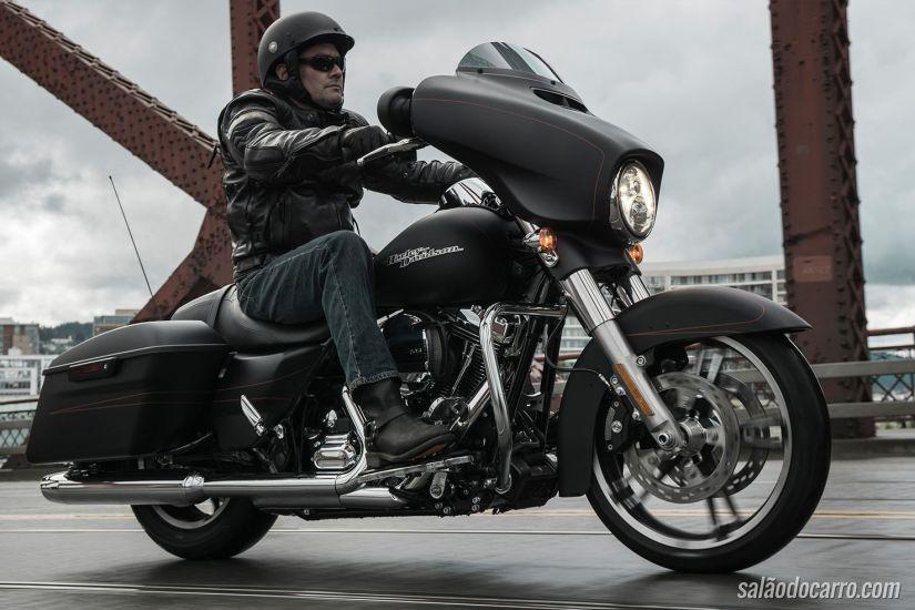 Harley-Davidson convoca recall de 323 unidades