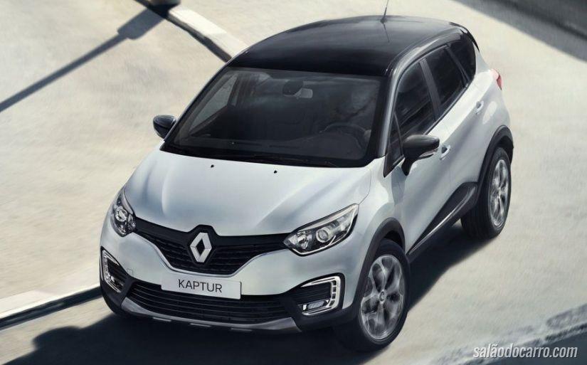 Renault confirma Captur no Brasil