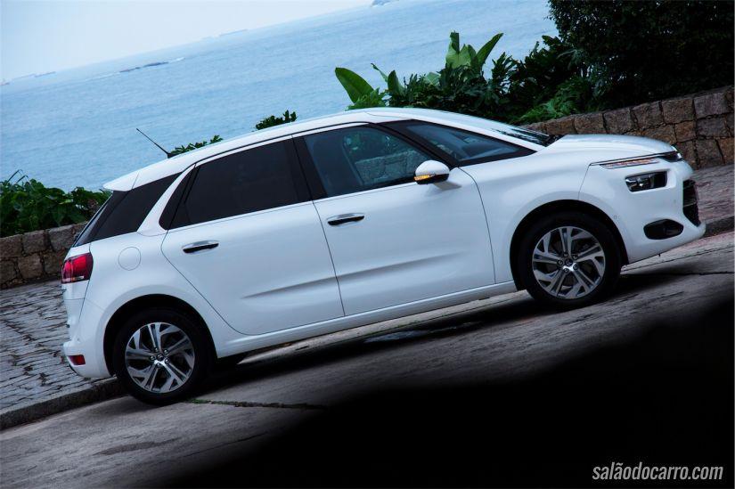 Citroën C4 Picasso Intensive
