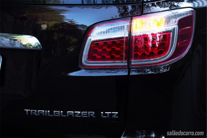Chevrolet Trailblazer LTZ 2.8 Turbodiesel