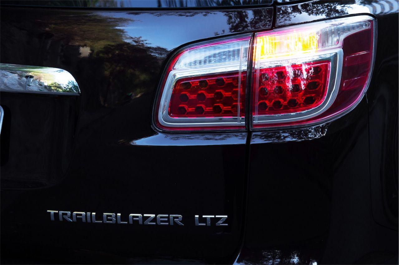Chevrolet Trailblazer LTZ 2.8 Turbodiesel - Testes - Salão do Carro