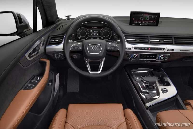 Audi passará a oferecer sistema Traffic Light Information