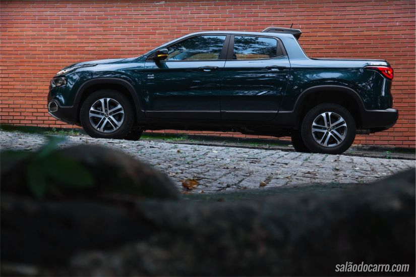 Fiat Toro Freedom 4X4 Diesel
