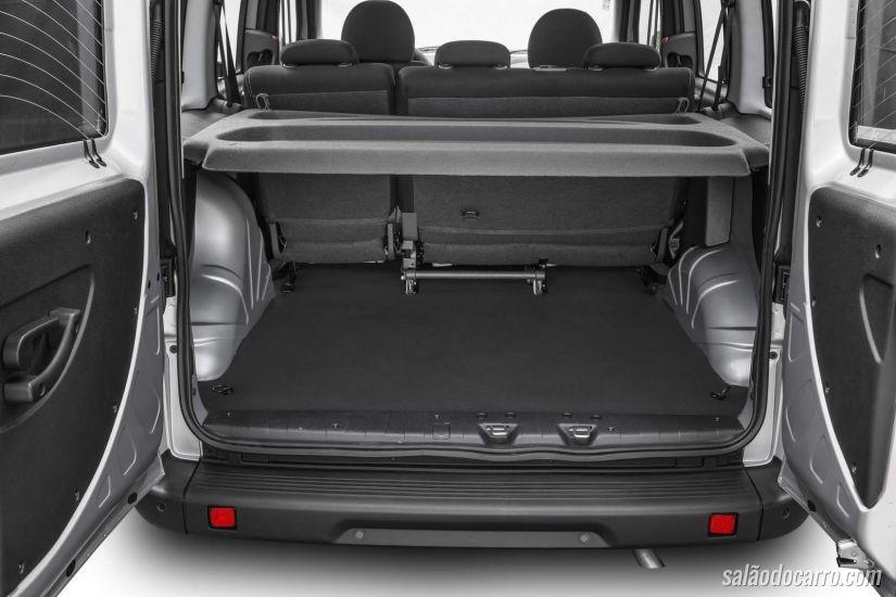 Fiat Doblò abre mão de motor 1.4 para 2017