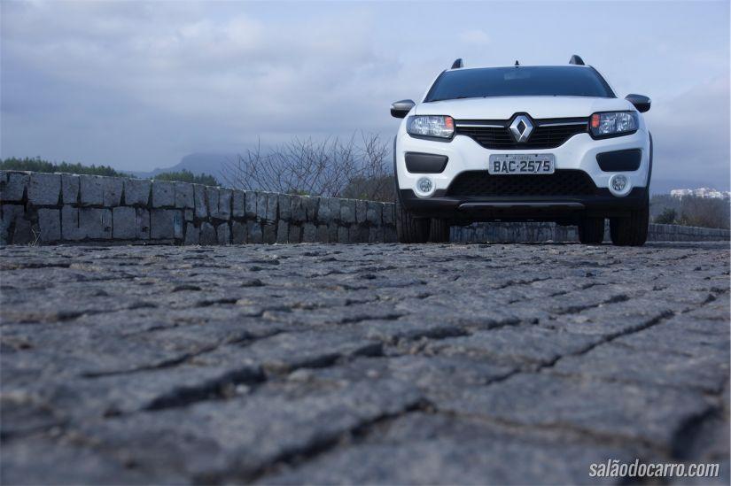 Renault Sandero RipCurl
