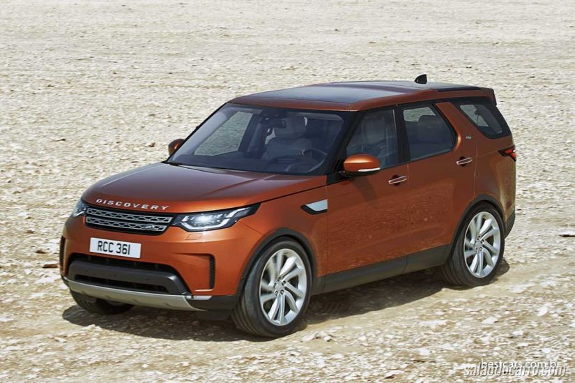 Motor 2.0 será utilizado em Land Rover Discovery