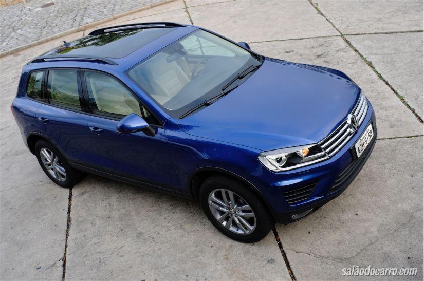 Volkswagen Touareg V6 FSI