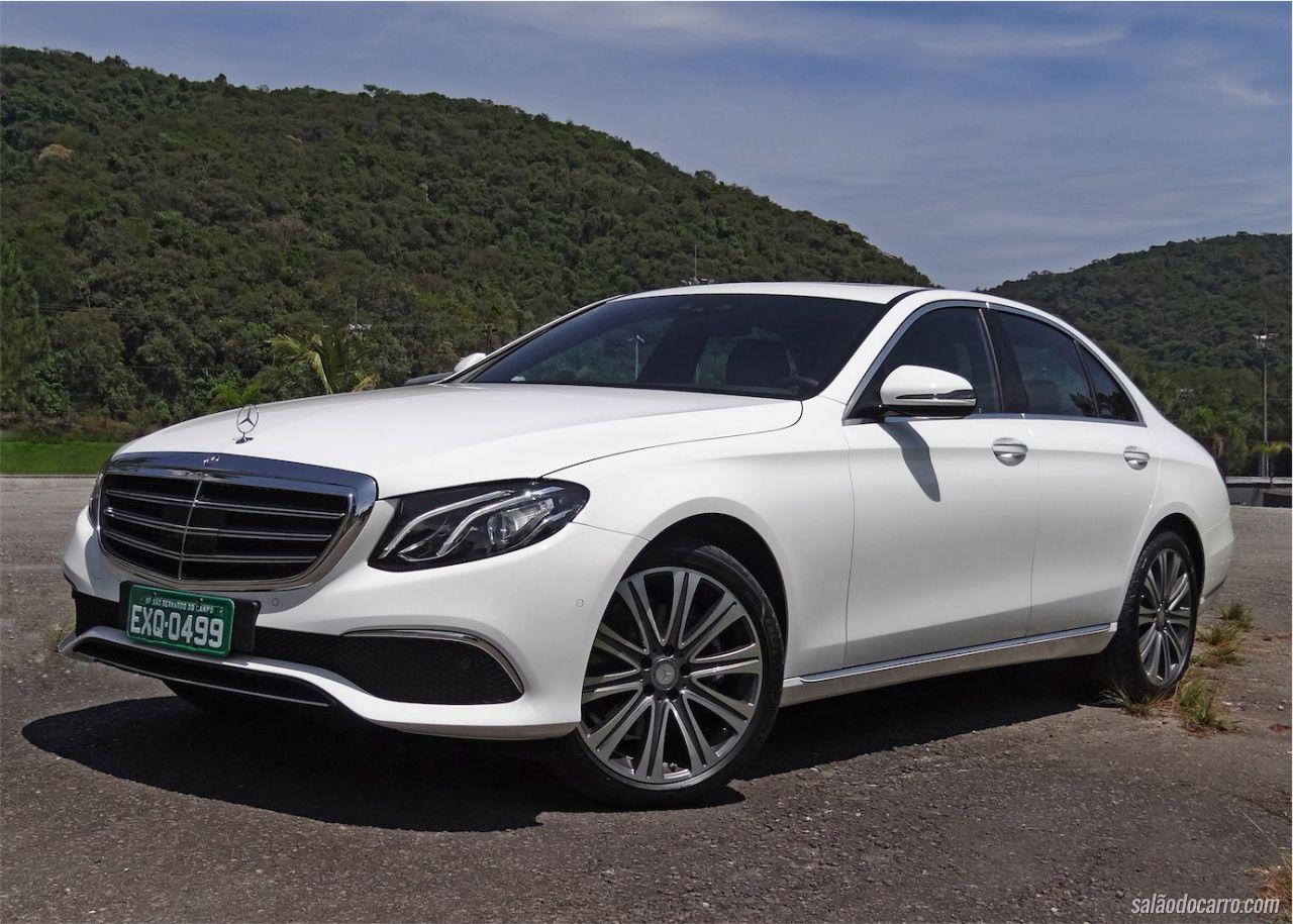 Mercedes benz classe e250 testes sal o do carro for Mercedes benz e 250