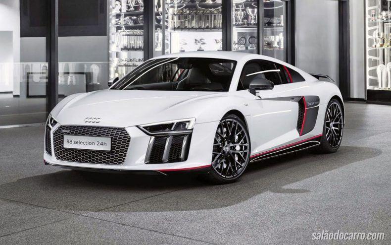 Audi R8 Coupé será apresentado no Salão do Automóvel