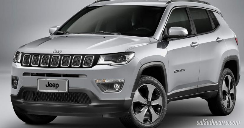 Jeep Compass recebe motor Tigershark Flex