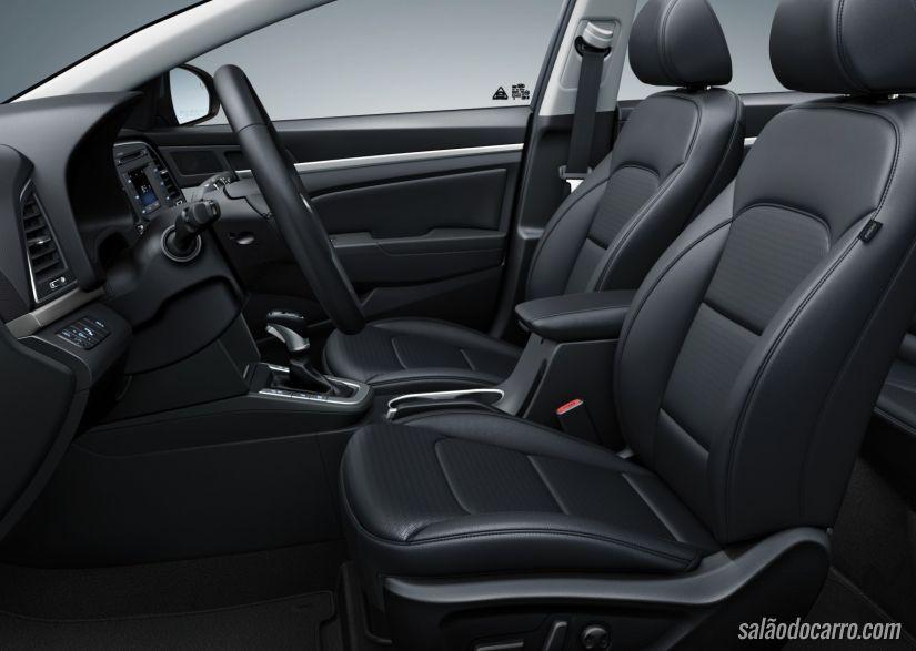 Hyundai Elantra 2017 tem preços a partir de R$ 84.990