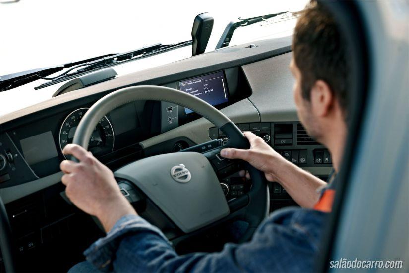 Sexta geração da I-Shift Volvo