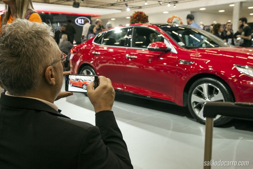 Destaques: Salão do Automóvel 2016