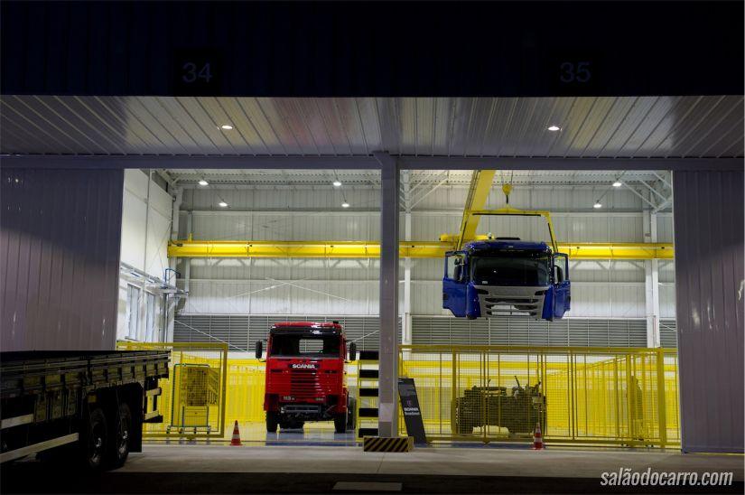 Concessionária Scania