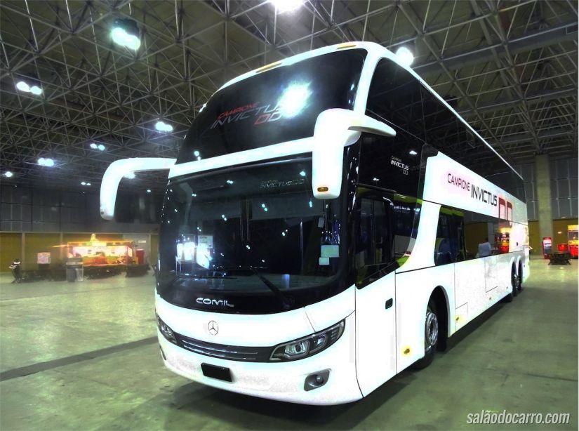 Ônibus Comil Campione Invictus DD