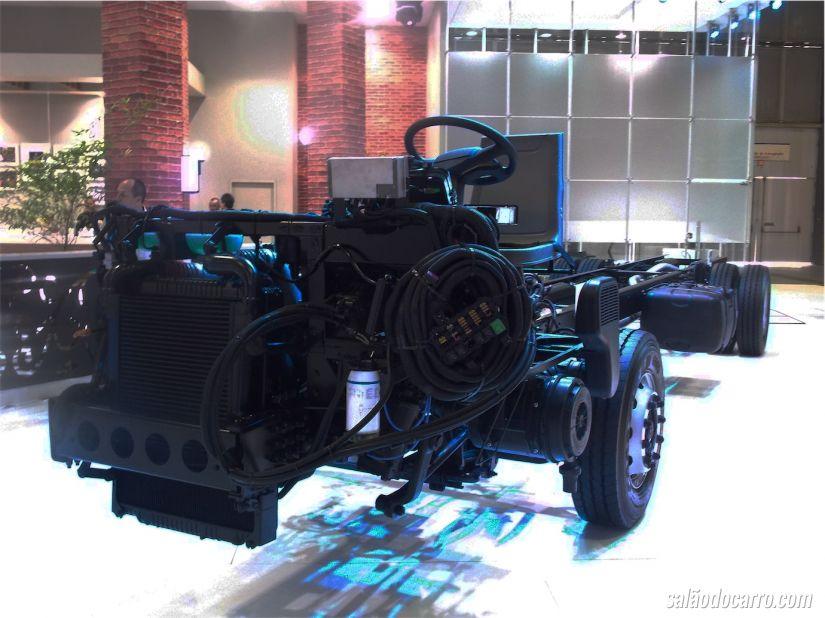 Chassi Volkswagen 17.280 ODS