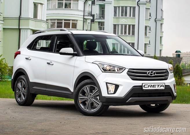 Hyundai apresenta Creta - Foto 1