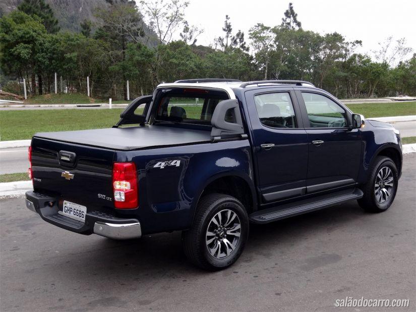 Chevrolet S10 LTZ 2.5 Flex 4x4