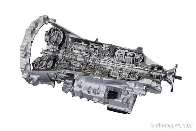 Toyota apresenta novas transmissões automáticas