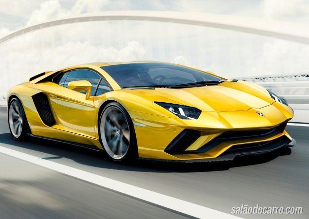 Aventador apresenta sua nova geração - Foto 1