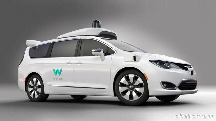 Subsidiaria do Google surpreende e divulga novo modelo autônomo