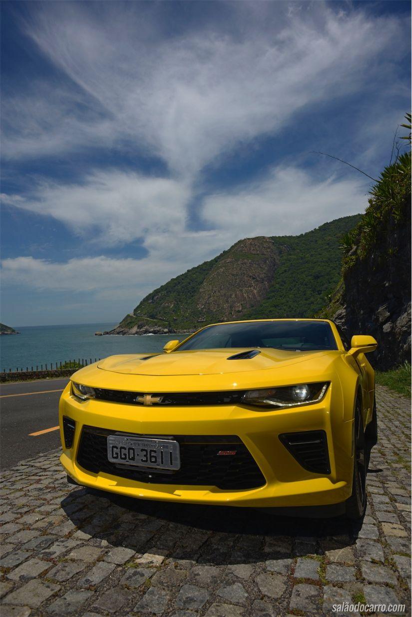 Chevrolet Camaro SS 2017