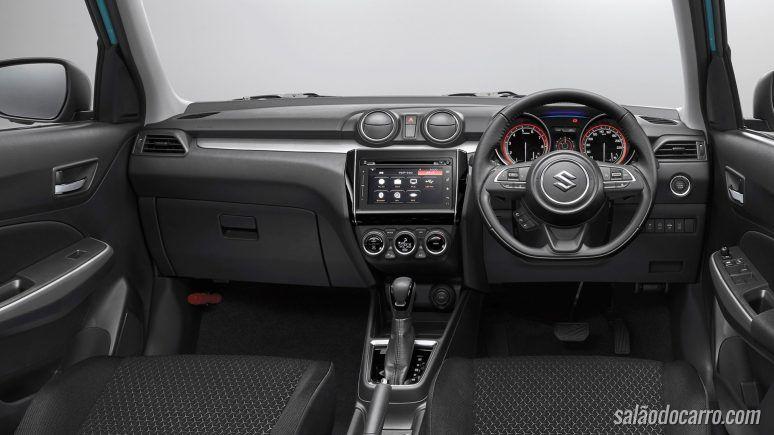 Suzuki apresenta Swift 2017 - Foto 1