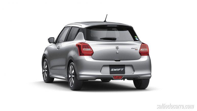 Suzuki apresenta Swift 2017 - Foto 4