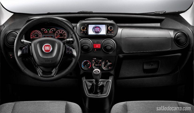 Nova Fiat Fiorino