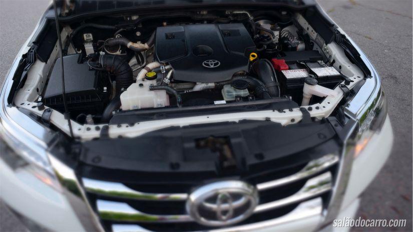 Toyota SW4 SRX diesel