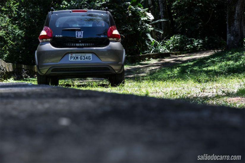 Fiat Mobi Way On