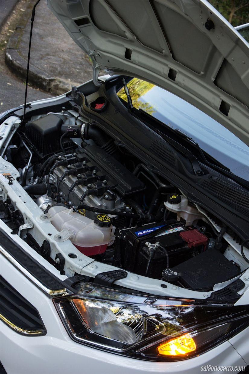 Chevrolet Onix LTZ Automático