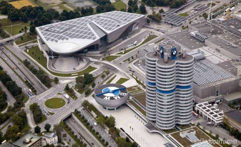 BMW confirma abertura de fábrica no México