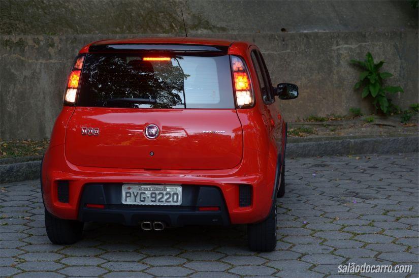 Fiat Uno Sporting 2017