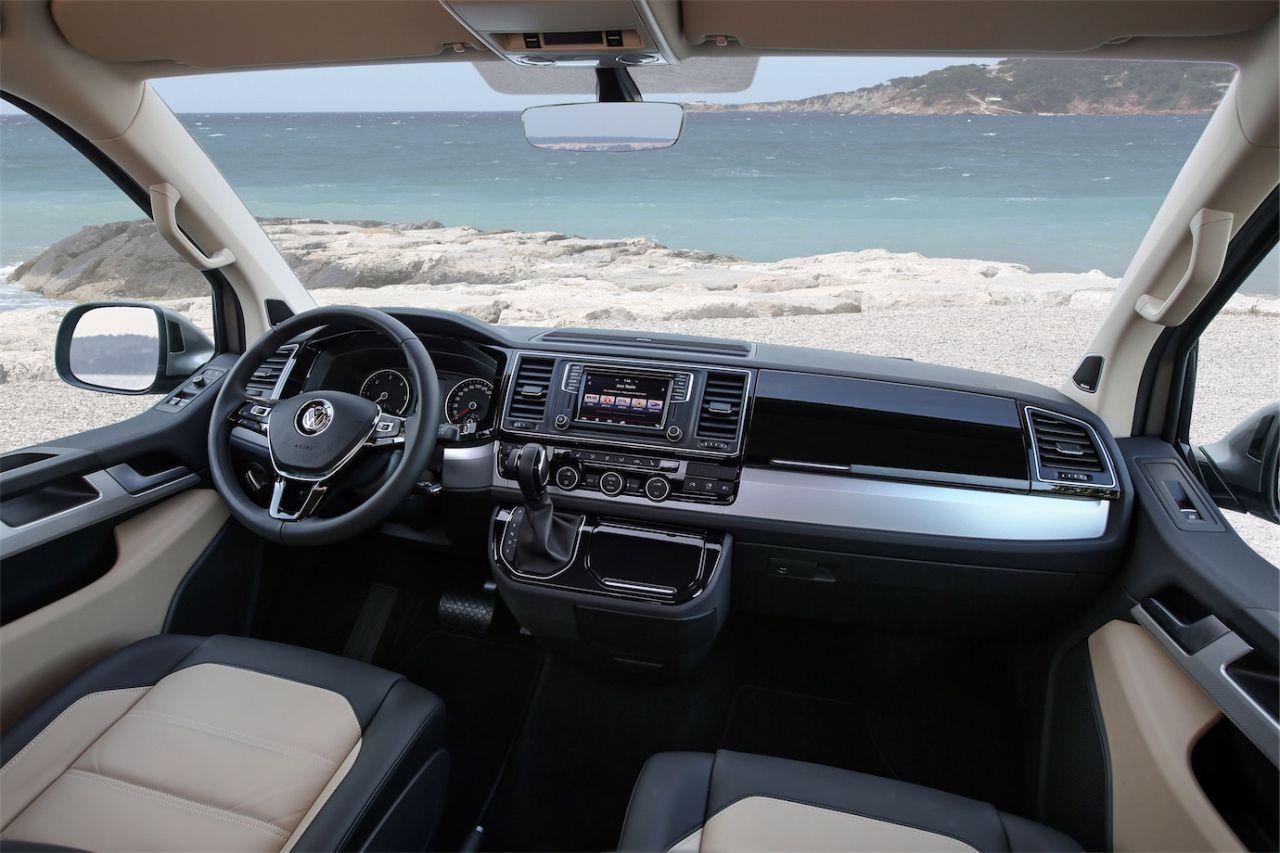 volkswagen multivan t6 testes sal o do carro. Black Bedroom Furniture Sets. Home Design Ideas