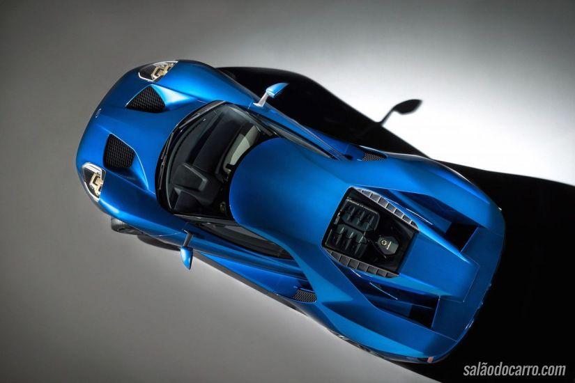 Novo Ford GT é mais rápido do que McLaren 675LT e Ferrari Speciale - Foto 2