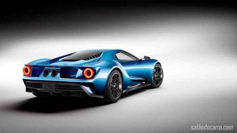 Novo Ford GT é mais rápido do que McLaren 675LT e Ferrari Speciale - Foto 3