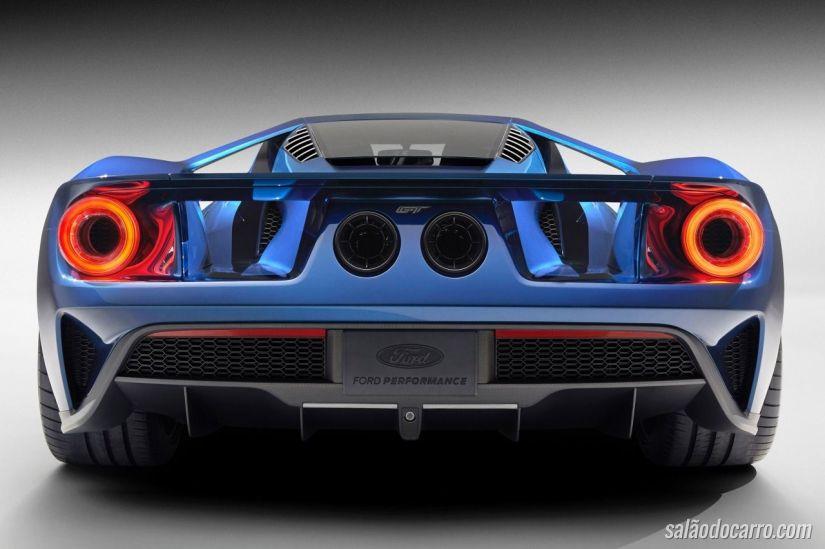 Novo Ford GT é mais rápido do que McLaren 675LT e Ferrari Speciale - Foto 4