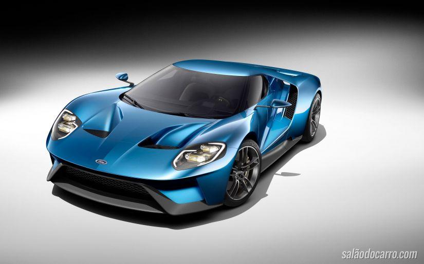 Novo Ford GT é mais rápido do que McLaren 675LT e Ferrari Speciale - Foto 5