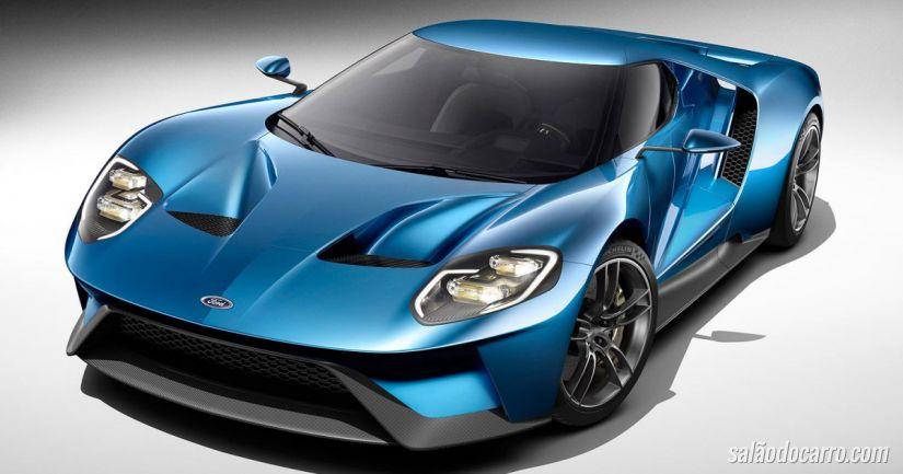 Novo Ford GT é mais rápido do que McLaren 675LT e Ferrari Speciale - Foto 6