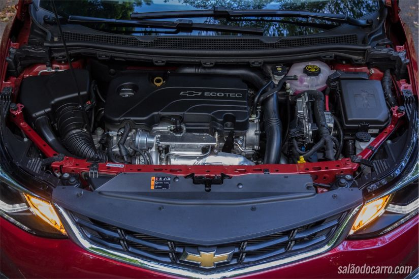 Chevrolet Cruze Sport6 LTZ